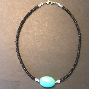 Jewelry - Beaded Turquoise Necklace